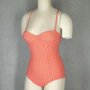 Tory Burch Myra One Piece Swimsuit